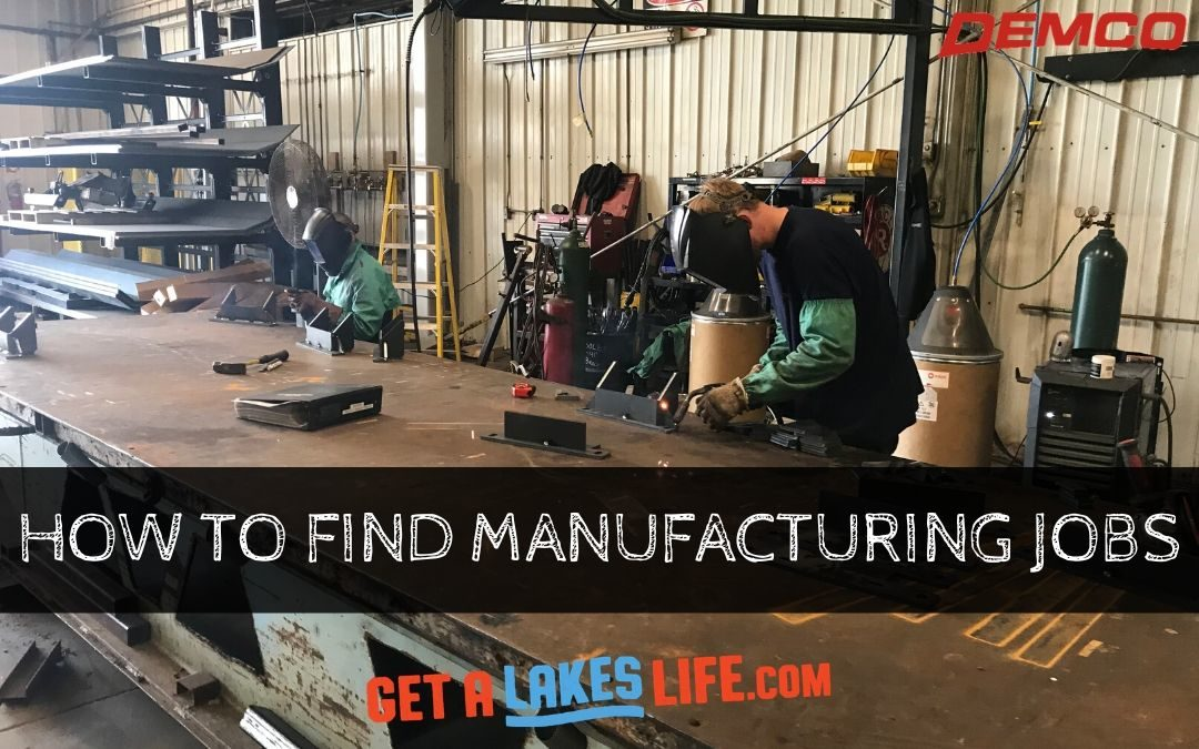 Your guide to finding manufacturing jobs in the Lakes of Northwest Iowa area