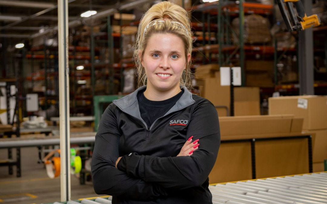 Women in Manufacturing: Jobs in the Lakes Region of Northwest Iowa